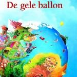 De gele ballon (karton uitvoering)