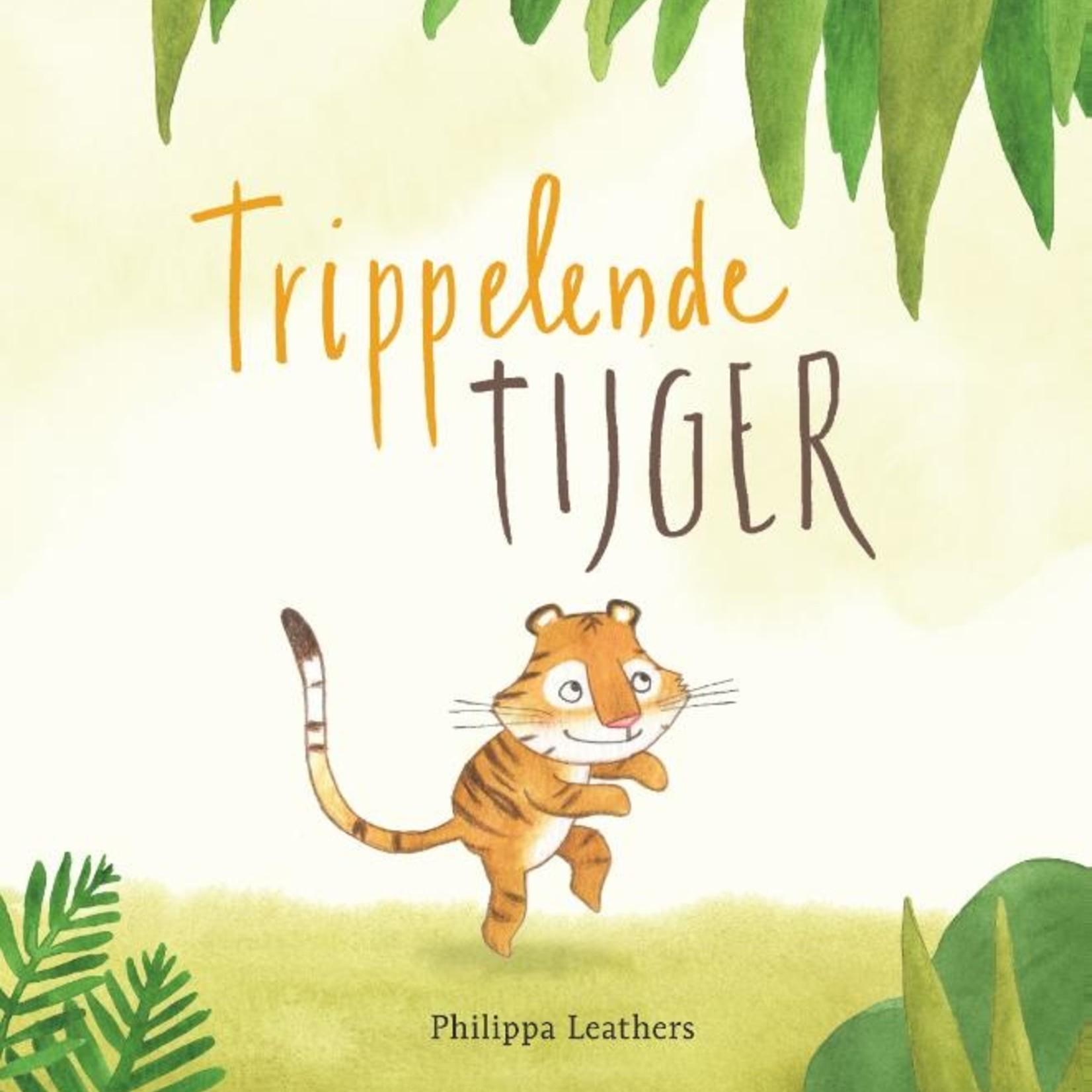 Trippelende tijger