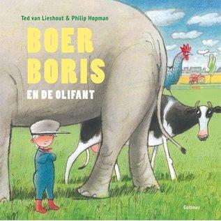 Boer Boris en de Olifant
