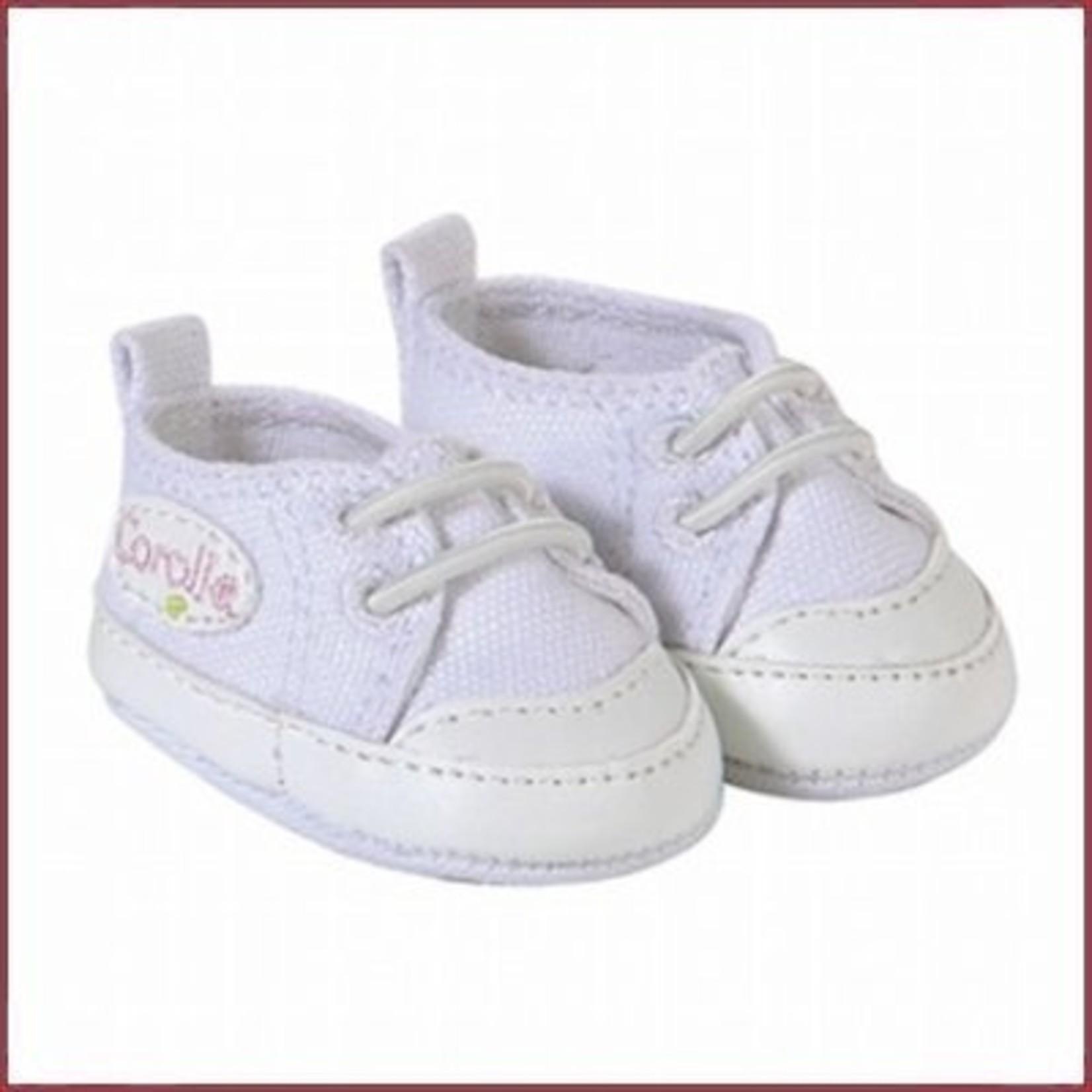 Corolle Sneakers Wit voor babypop BB36