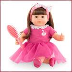Corolle Babypop met haar - Alice