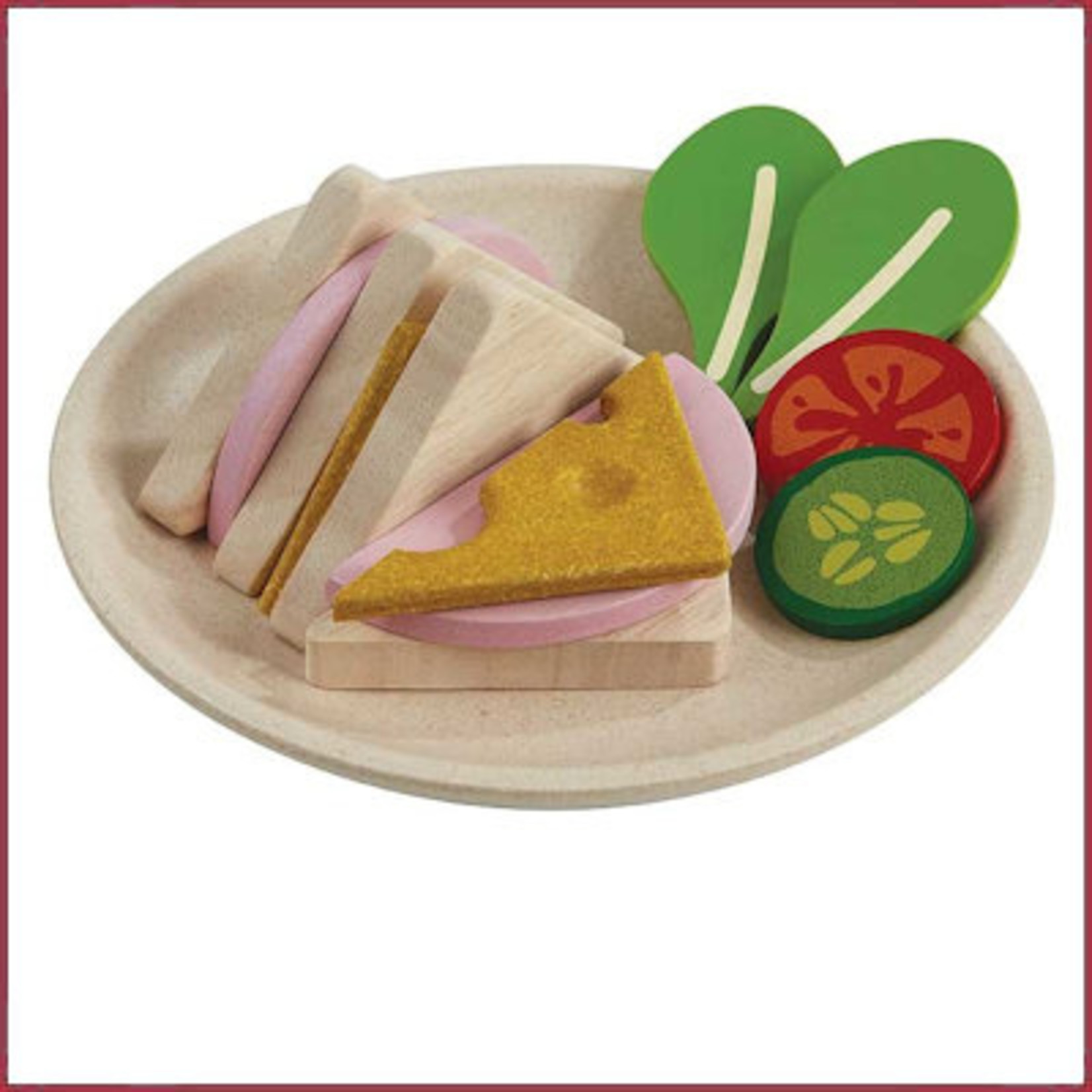 Plantoys Sandwich