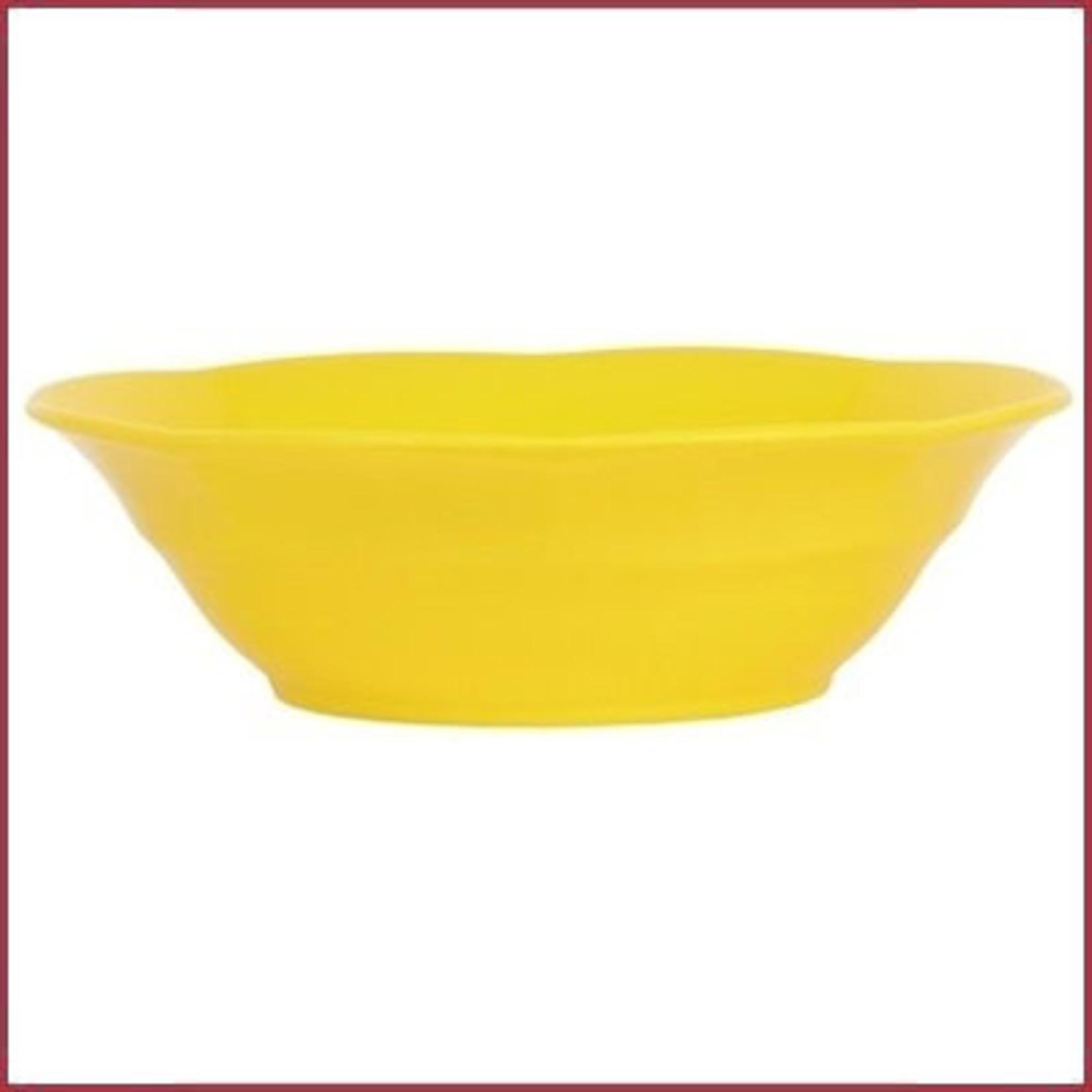 Rice Rice Melamine Soep kom Yellow