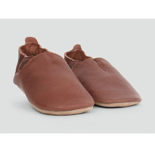 Bobux Simple shoe toffee