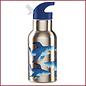 Crocodile Creek 4Kids stainless steel bottle shark