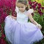 Great Pretenders Great Pretenders Prinsessenjurk met pailletten, lila mt 7-8