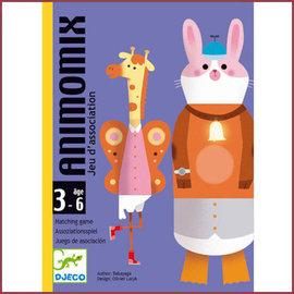 Djeco Associatief kaartspel Animomix