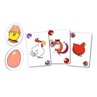 Djeco Djeco kaartspel Piou Piou