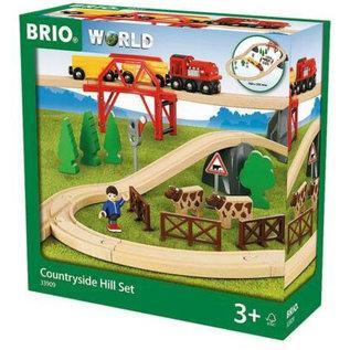 Brio Brio Countyset Hill set