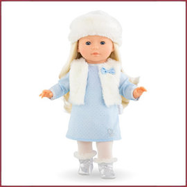 Corolle Ma Corolle Priscille in winteroutfit - gelimiteerde editie