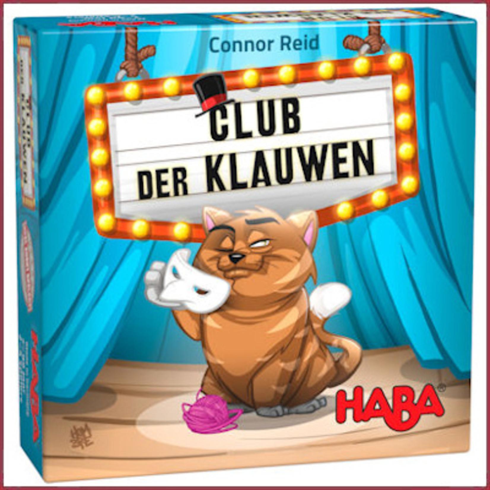 Haba Kaartspel Club der Klauwen