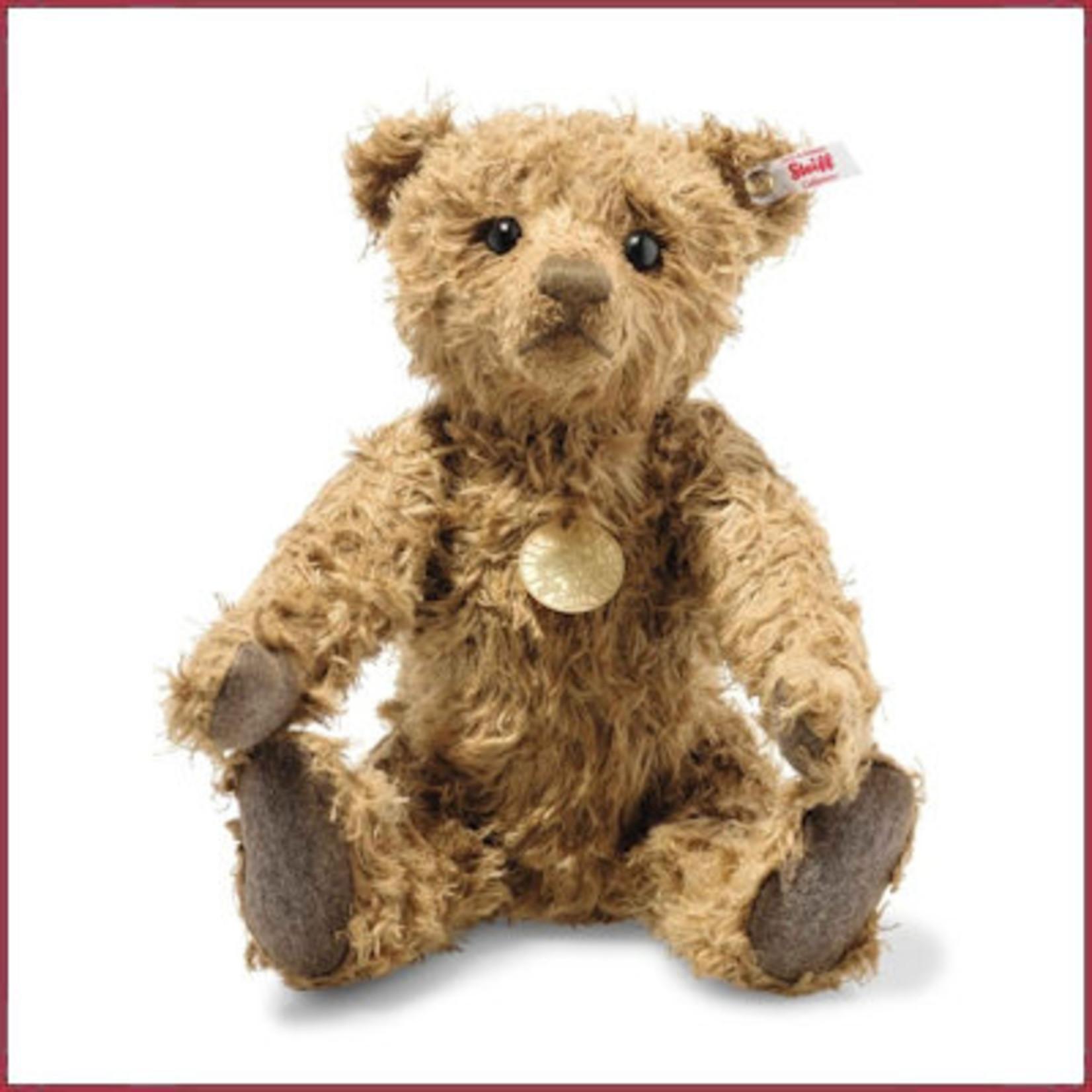 Steiff Teddybear Hansel 36 Hanf /Hennep Braun