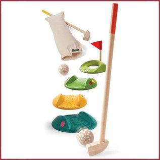 Plantoys Mini Golf - Full set