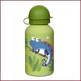 Sigikid Drinkflesje Kameleon edelstaal