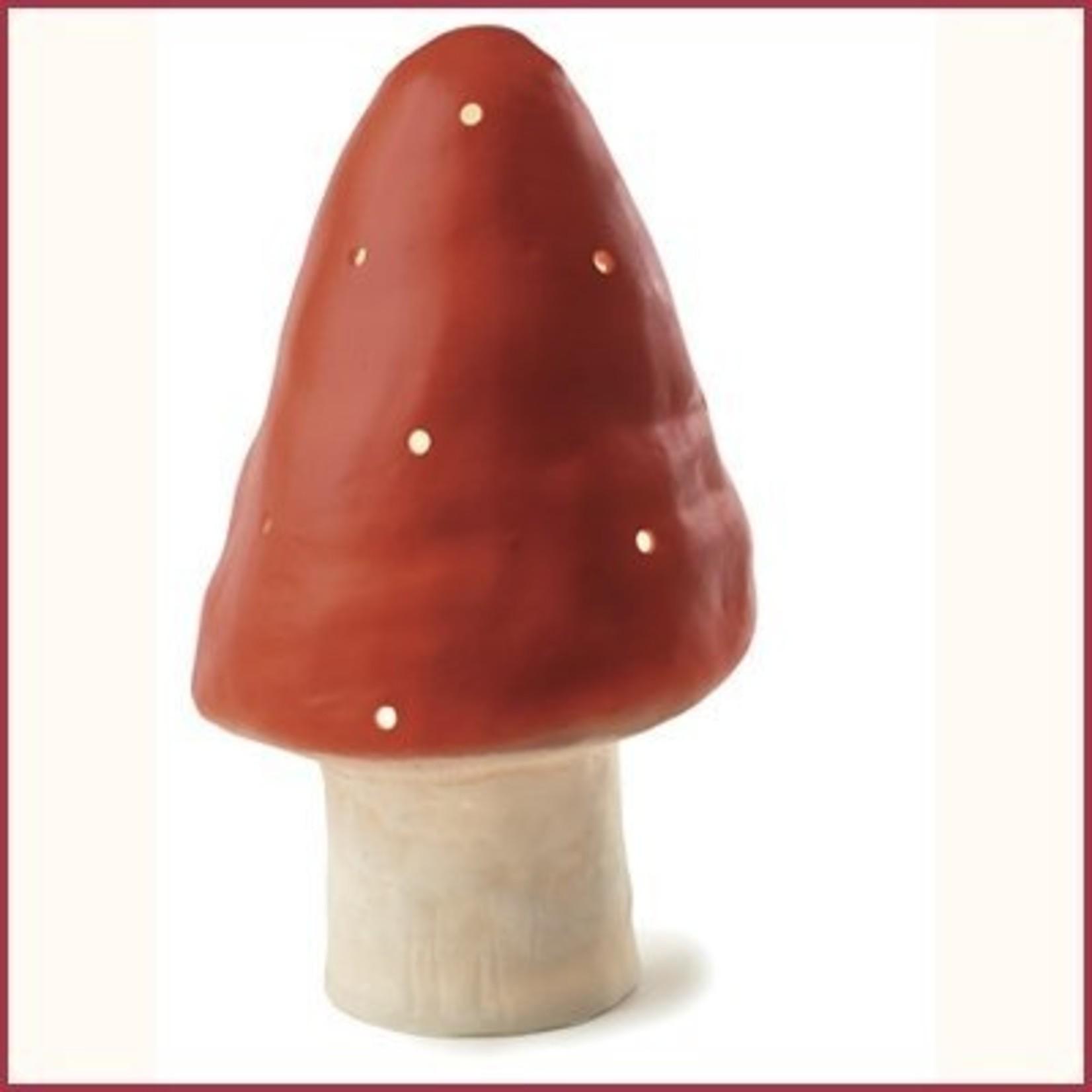Paddenstoel Lamp Punthoed LED