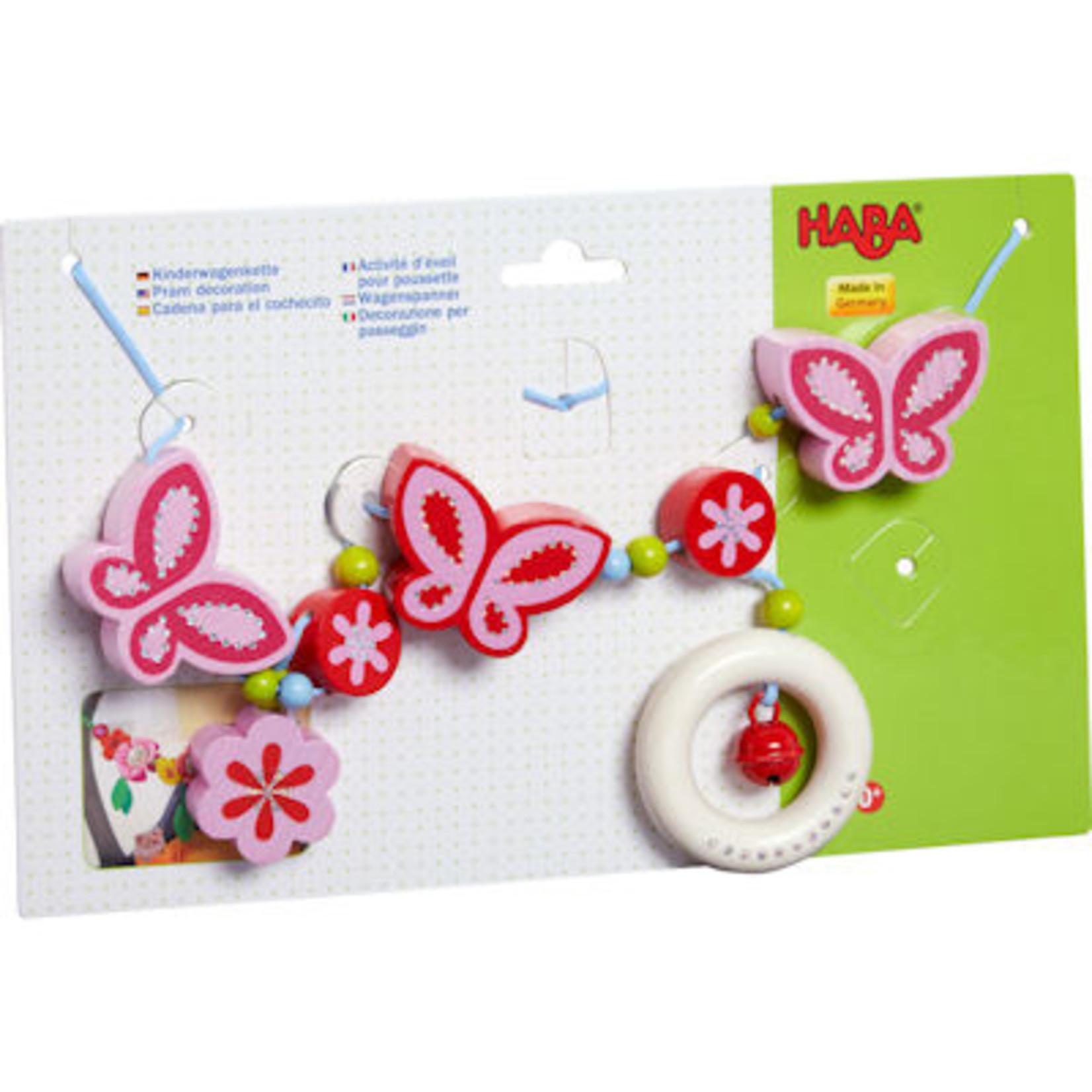 Haba Wagenspanner Vlindermagie