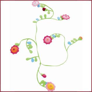 Haba Stoffen guirlande bloemenprieel