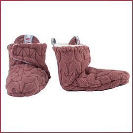 Lodger Fleece Slofjes Empire Rosewood