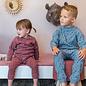Lodger Lodger Pyjama Nomad Rib Rosewood