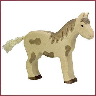 Holztiger Holztiger Paard gevlekt