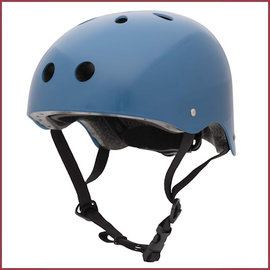 CoConuts Helm Staal Blauw