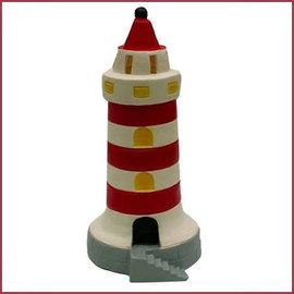 Lamp vuurtoren rood LED