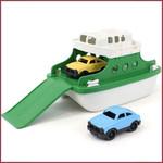 Green Toys Green Toys Veerboot groen/wit