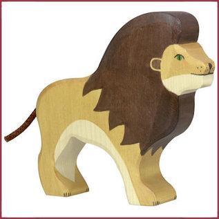 Holztiger Holztiger Leeuw