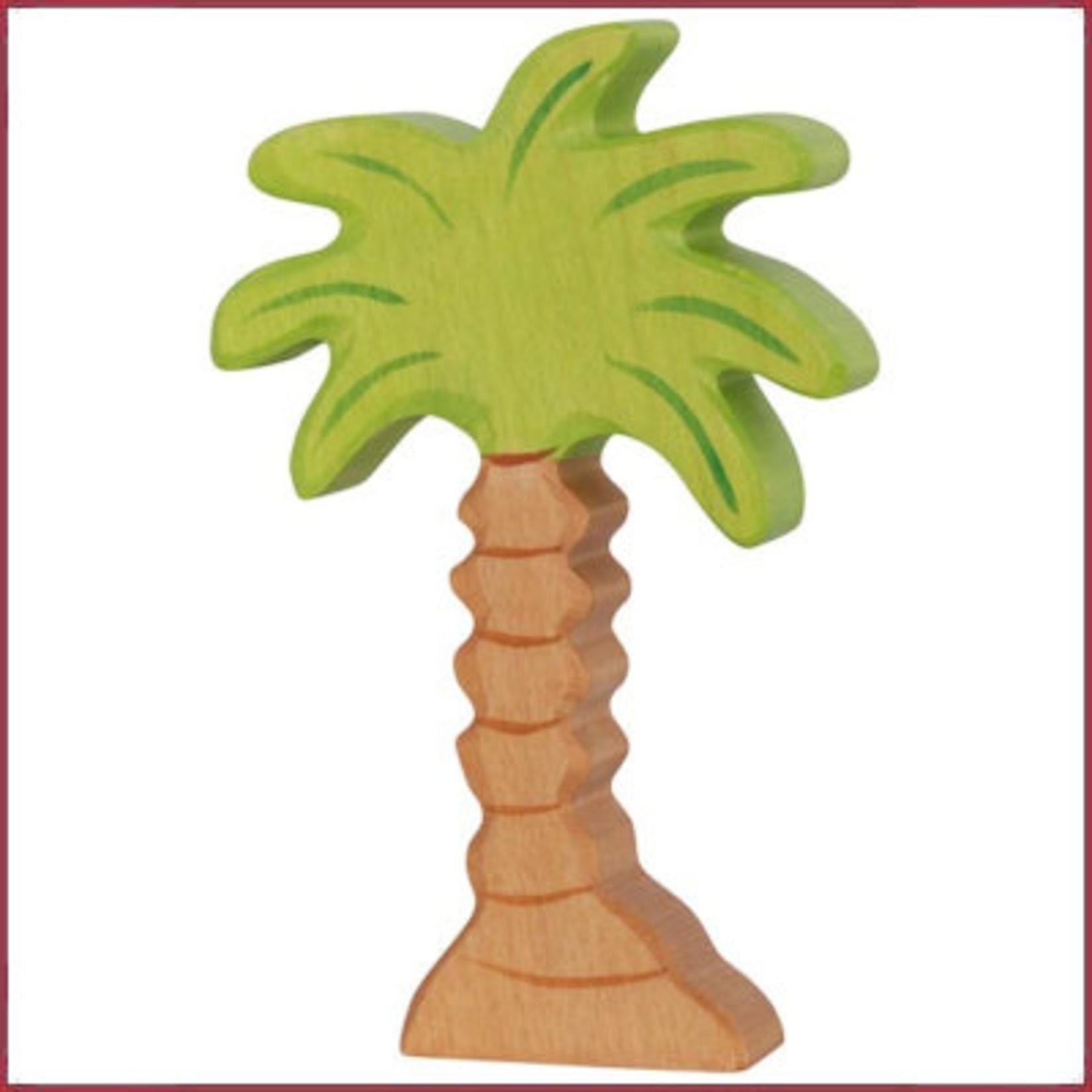 Holztiger Holztiger Palmboom met steun