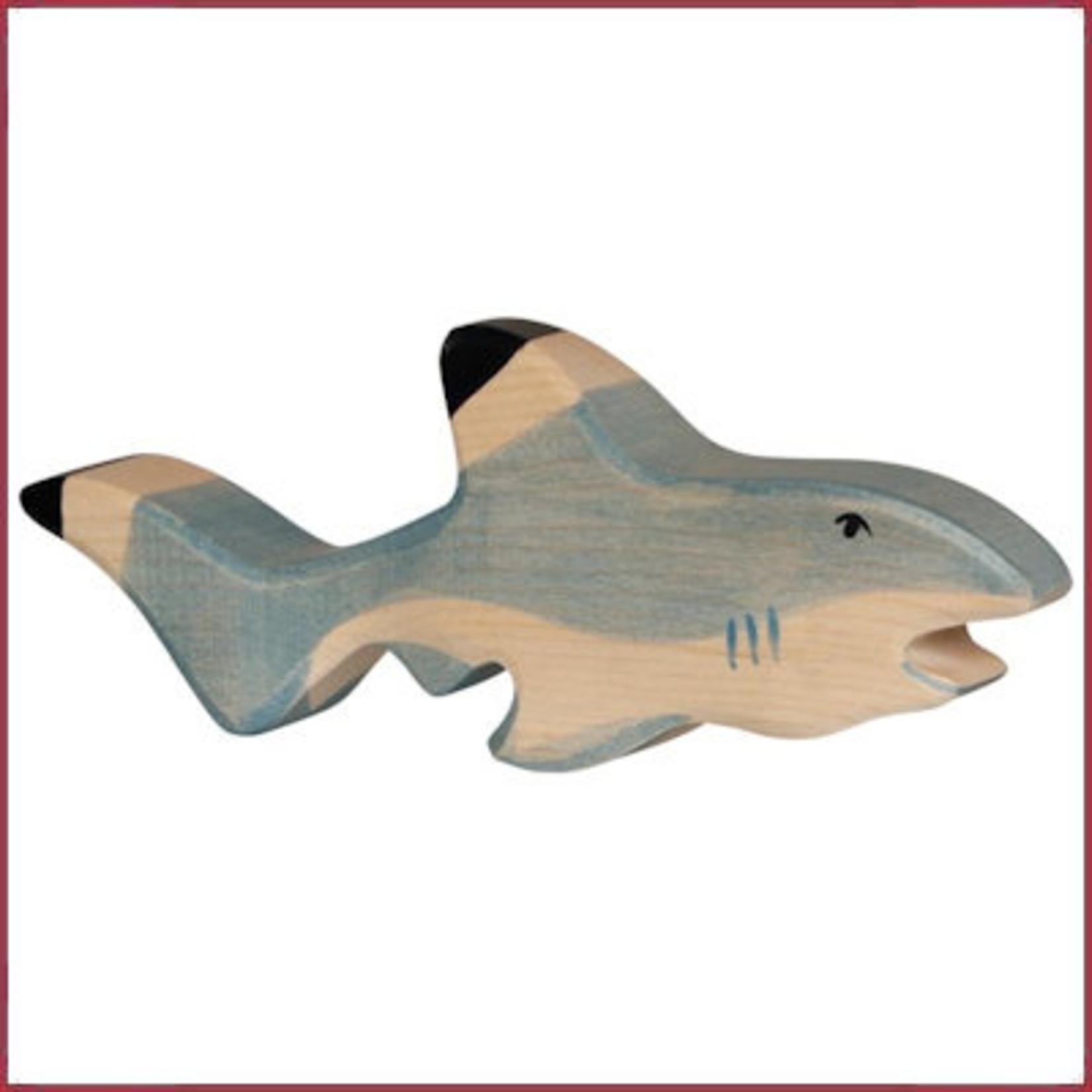 Holztiger Holztiger Haai