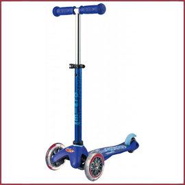 Micro Step Mini Micro step Deluxe blauw