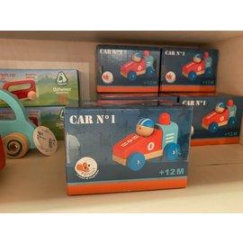 Egmont Toys Houten formule 1 auto