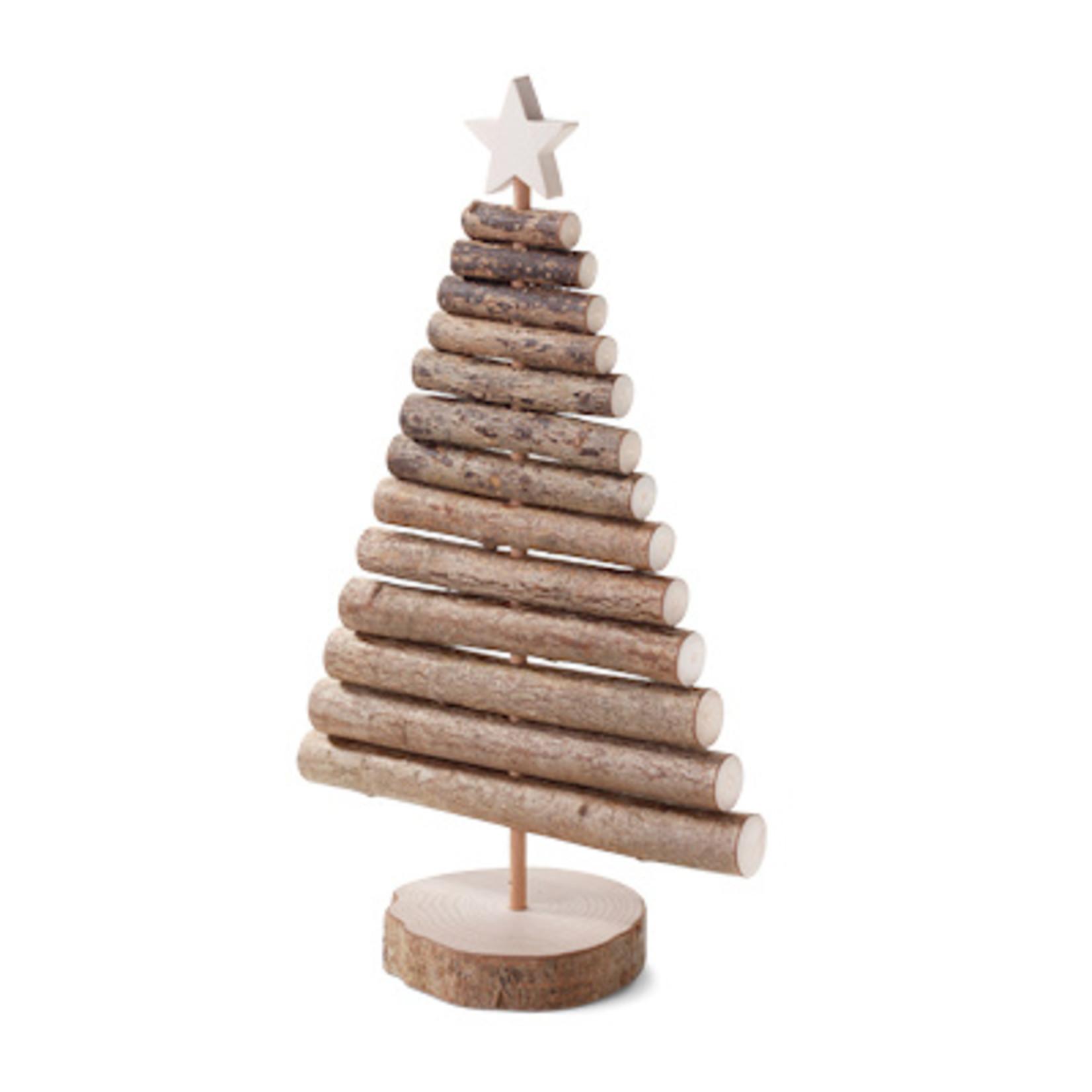 Waldfabrik Kerstboom met decoratie engelen en sterren