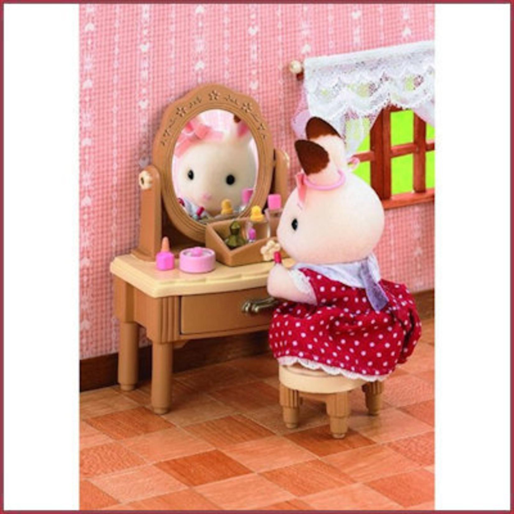 Sylvanian Families Girl's Dressing Table