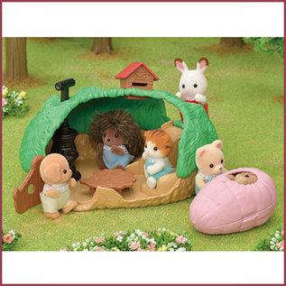 Sylvanian Families Baby egel schuilplaats