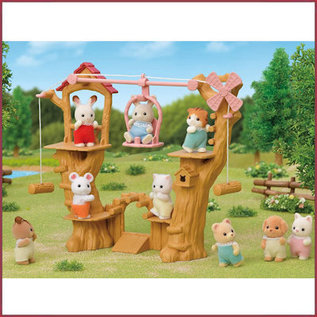 Sylvanian Families Baby kabelbaan park