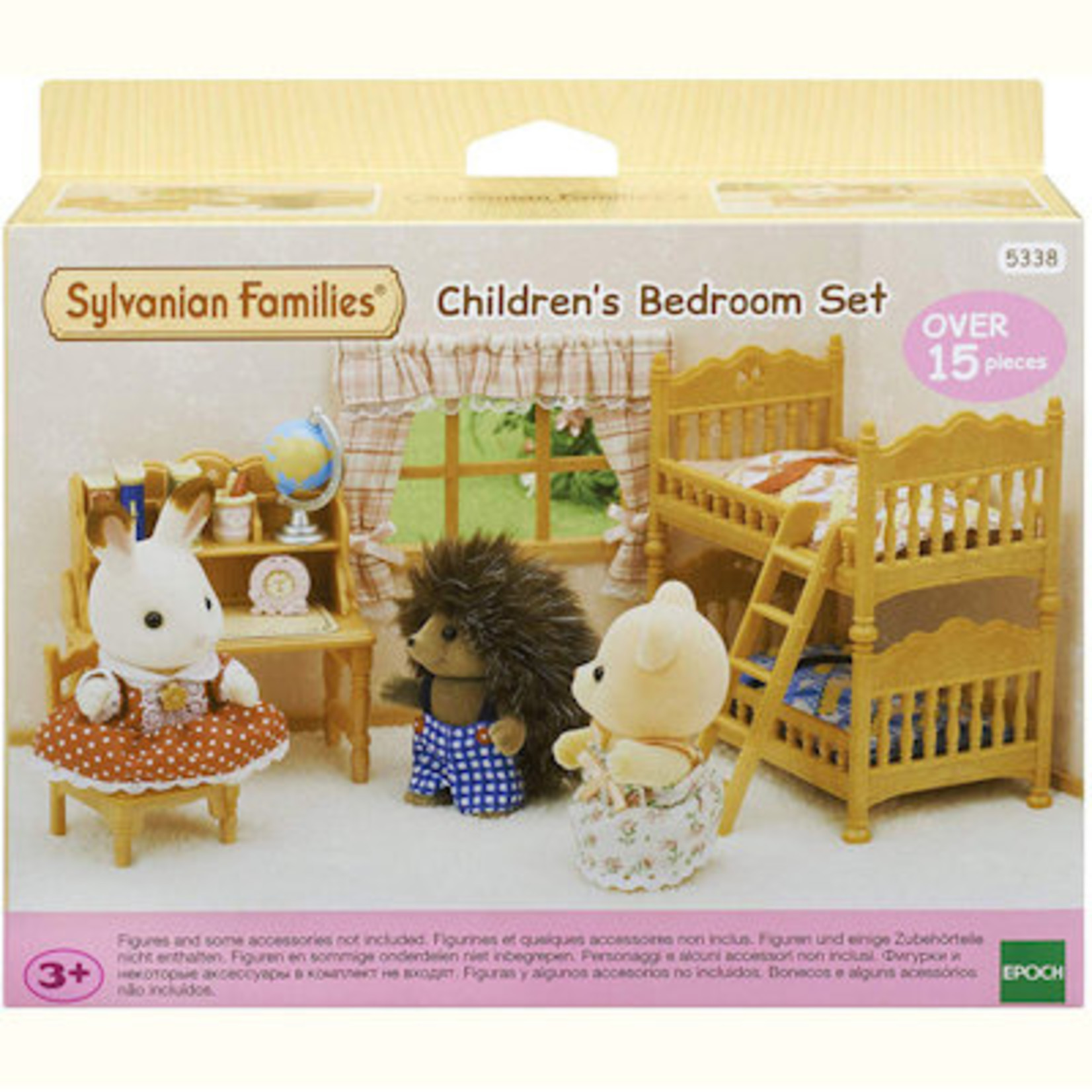 Sylvanian Families Kinderslaapkamer Set