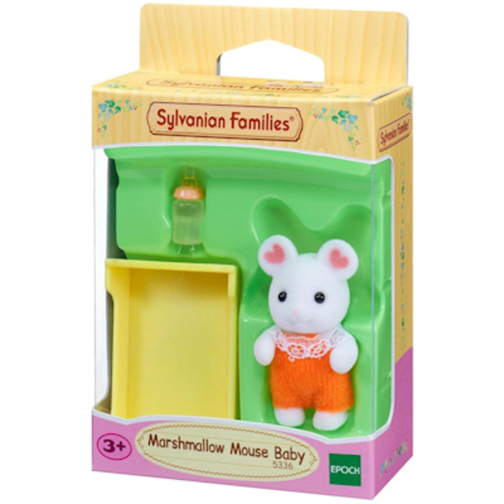 Sylvanian Families Baby Marshmellow Muis