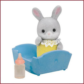 Sylvanian Families Cottontail rabbit baby