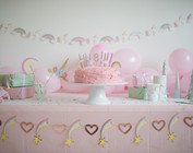 (Kinder)feest en versiering