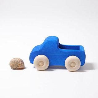 Grimm's Kleine blauwe vrachtauto