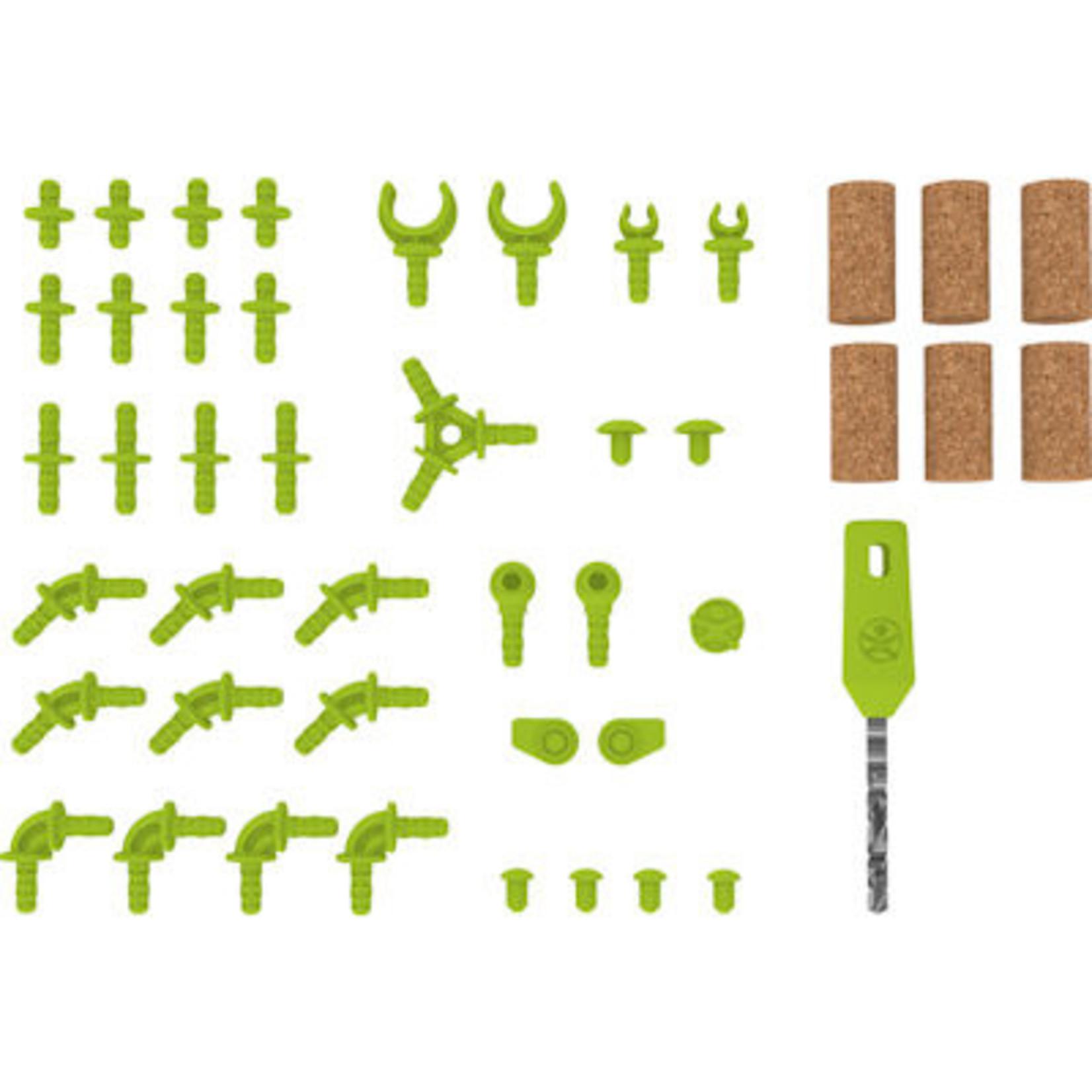 Haba Terra Kids - Connectors - Constructie dieren