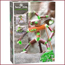 Haba Terra Kids - Connectors - Constructieset Figuren