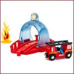 Brio Smart Tech Rescue Actie tunnel