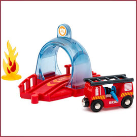 Brio Smart Tech Rescue Actie tunnel