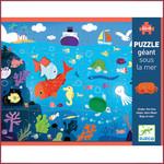 Djeco Giant Puzzel - Diep in zee 24 st+8