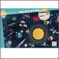 Djeco Observatiepuzzel - De ruimte 200st