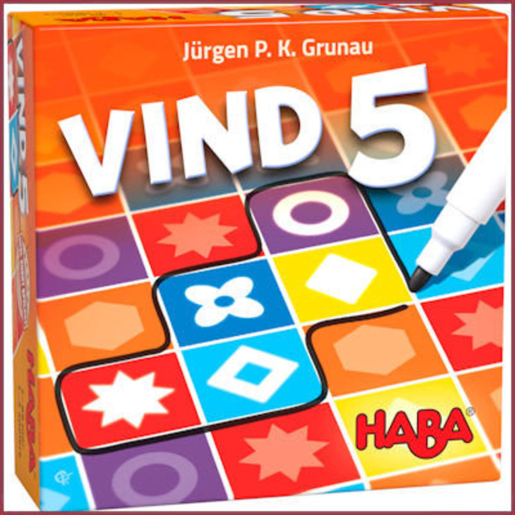 Haba Spel - Vind vijf!