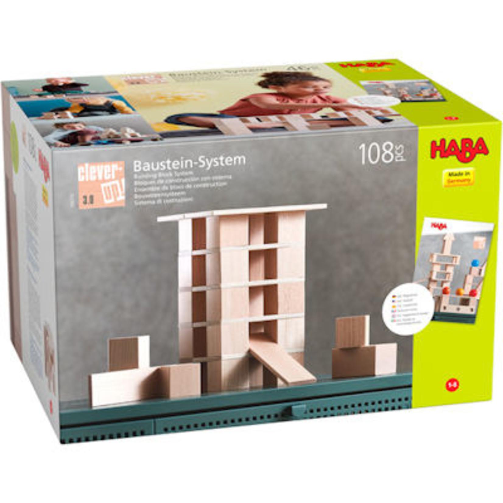 Haba Blokken / Bouwsteensysteem Clever-Up! 3.0