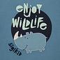 Sigikid Sweatshirt blauw Enjoy wildlife